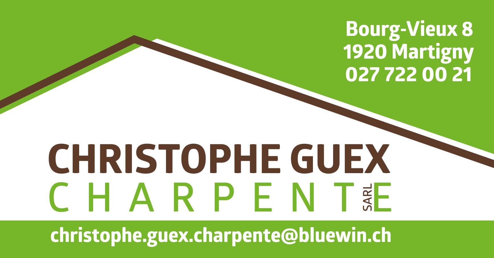 Christophe GUEX Charpente Sàrl
