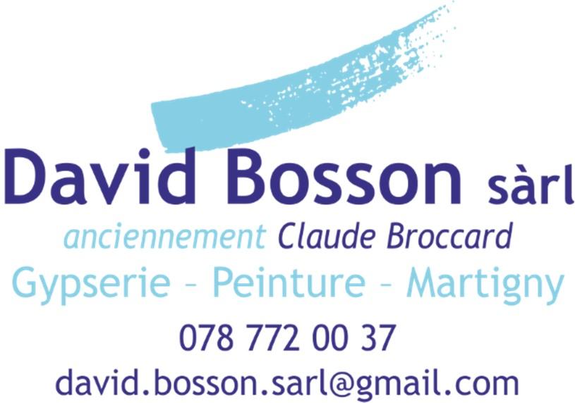 David Bosson Sàrl