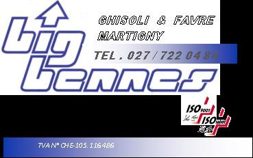 Ghisoli et Favre SA