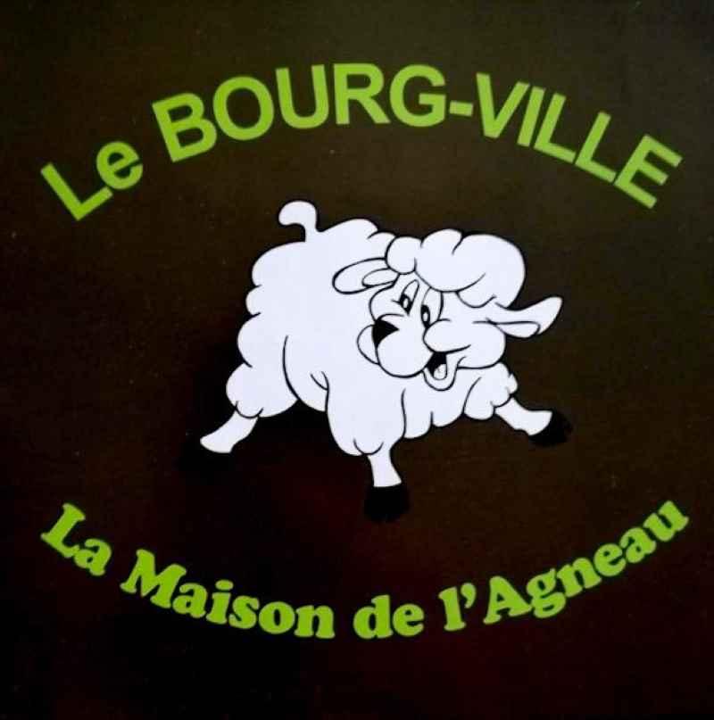 Le Bourg-Ville, la maison de l'agneau