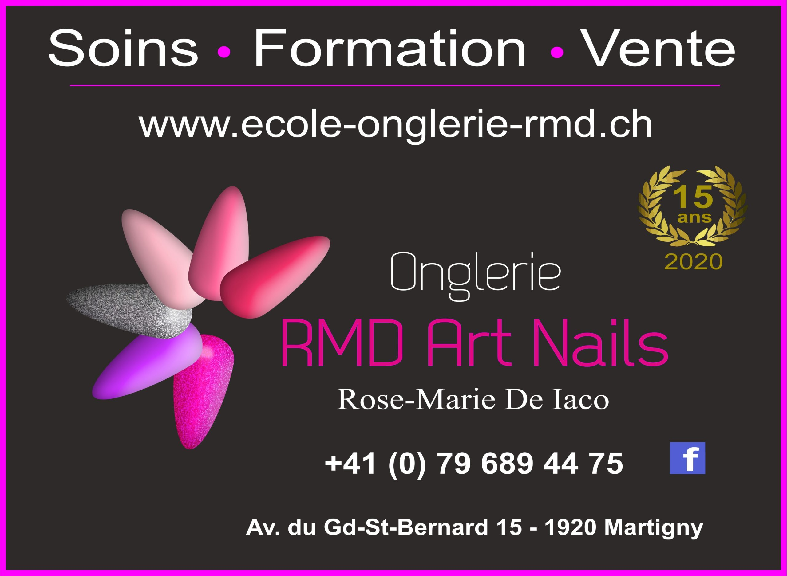 Onglerie RMD Art Nails