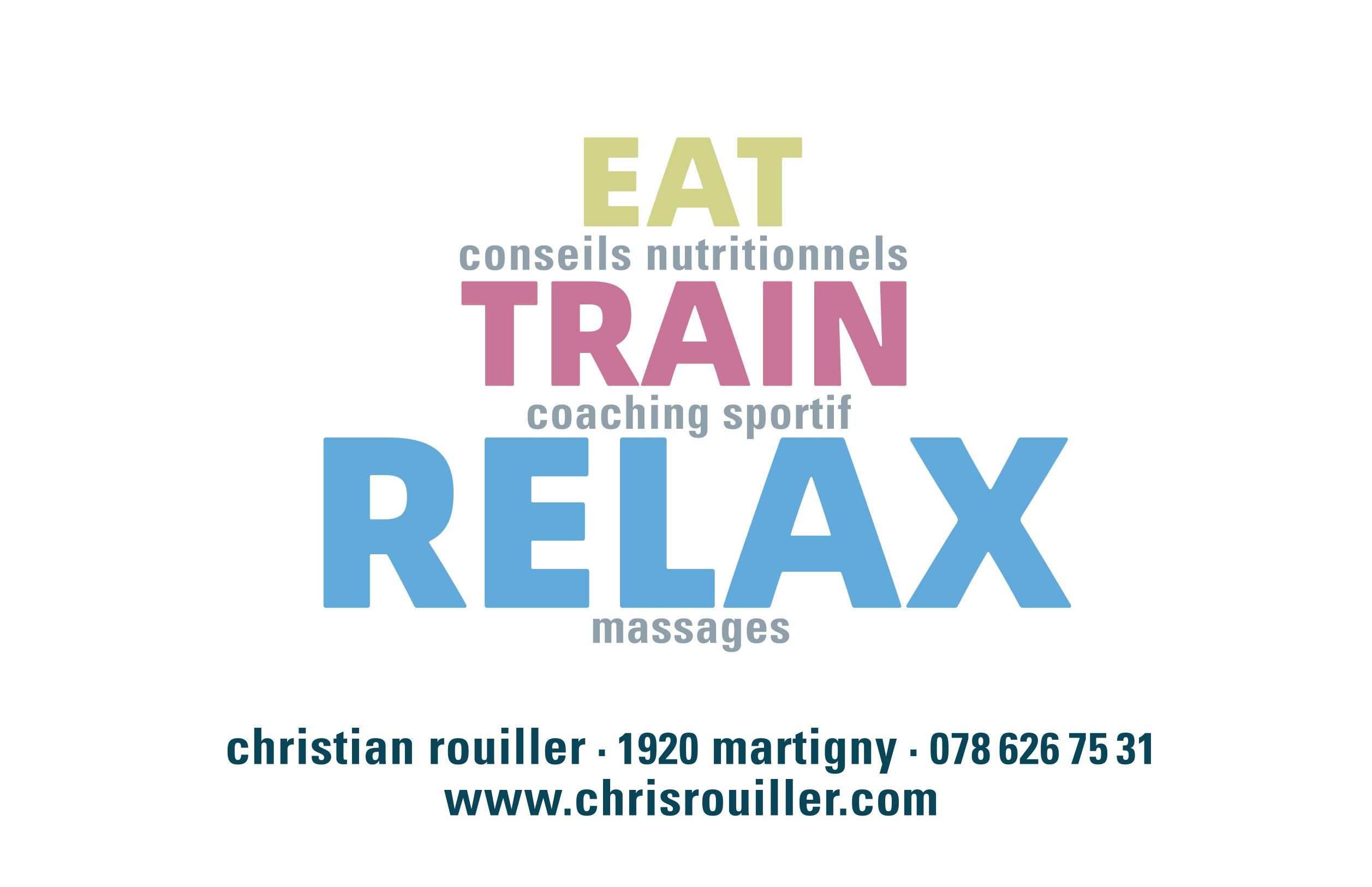 Christian Rouiller Massages et Coaching sportif