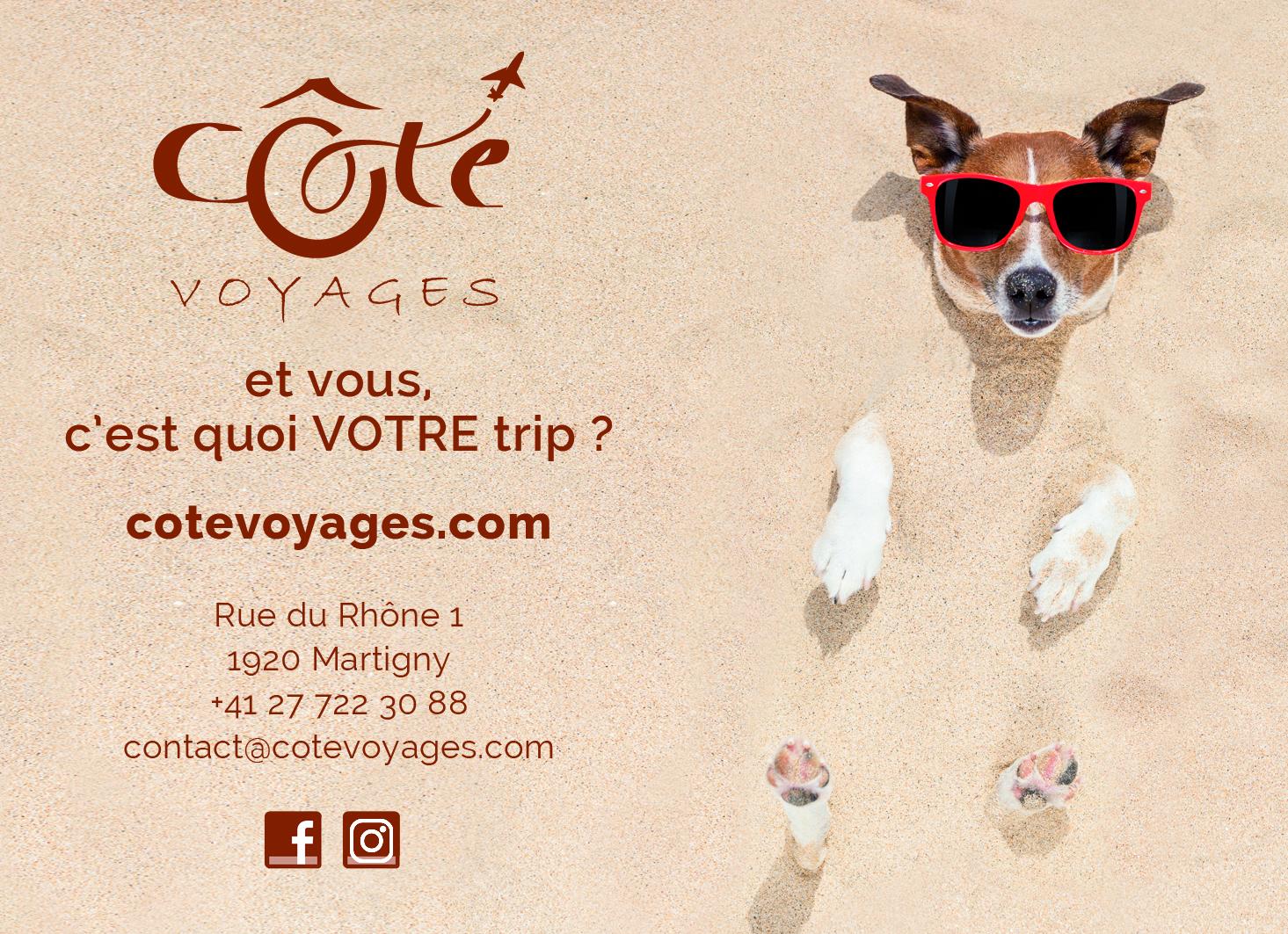 Côté Voyages Sàrl
